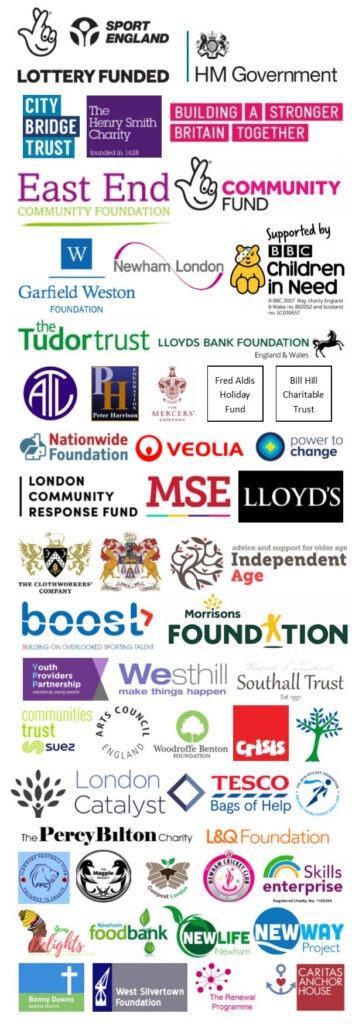 Funders Logos 2020